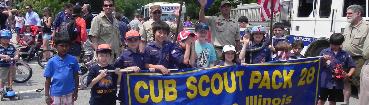 Glencoe Cub Scouts